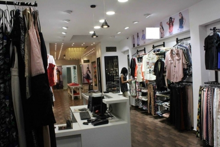 A Profitable and Successfully Running Women's Clothing and Makeover Store for Sale in Chennai