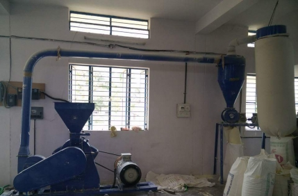 Running Flour Manufacturing Unit for Sale in Mysore