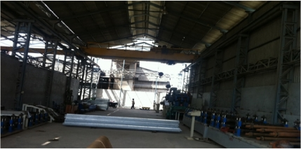 Dormant Steel Unit for Sale in Vadodara