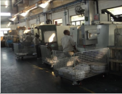Auto Component Plant for Sale in Ncr