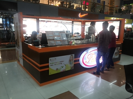 A Profitable Coffee Shop in a Mall for Sale in Pune