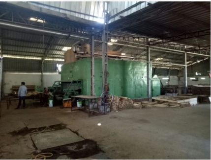 Plywood and Veneer Factory for Sale in Chhindwara, Madhya Pradesh