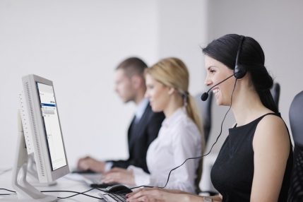 Profitable Call Center Business Focusing on Domestic Clients