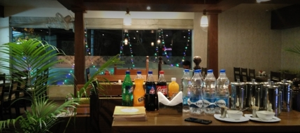Fine Dine Family Restaurant for Immediate Sale in Bangalore