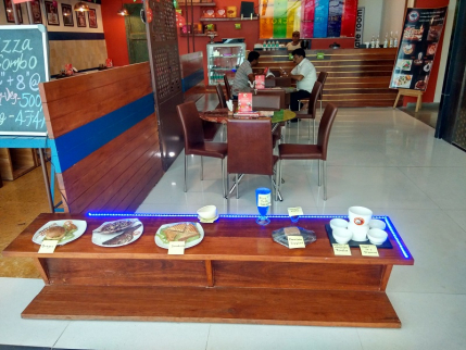 Running Cafe Franchise Business for Resale in Bangalore