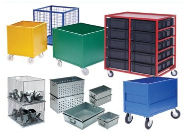 Storage and Container Manufacturing Business for Sale in Mumbai