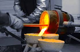 A Steel Casting Foundry (Manufacturing Plant) for Sale in Perambalur, Tamilnadu