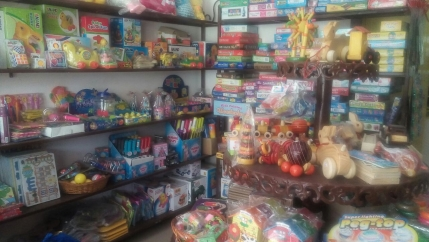 A Profitable Return Gifts and Party Store for Sale in Bangalore