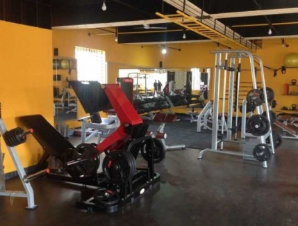 Reputed Fitness Centre for Sale in Bangalore