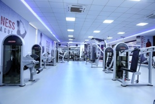 A world class fitness and group exercise studio for sale in Bangalore