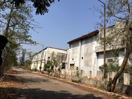 Logistic park, auto plant or pharmaceutical plant suitable space (NA) for sale in Vadodara