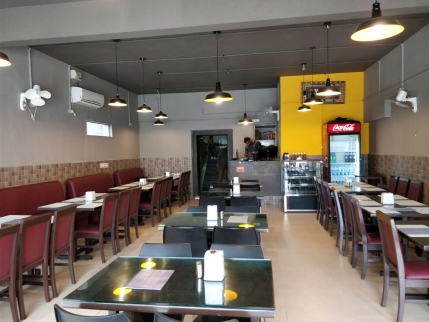 Famous Multicuisine Restaurant for Sale in Electronics City