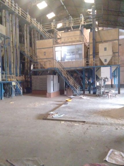 Running Rice Processing Plant for Sale in Nagpur