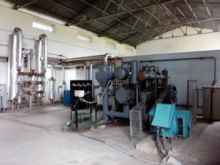 Well Established Oxygen/Nitrogen Gas Manufacturing Unit for Sale in Orissa