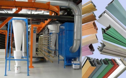 A Fully Automated Powder Coating Plant for Sale in Pune