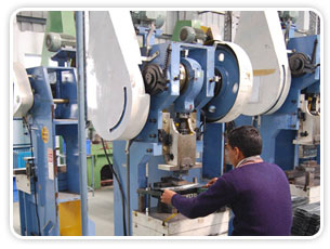 Running Metal Pressing, Plastic Moulding, Wire Component Manufacturing Unit