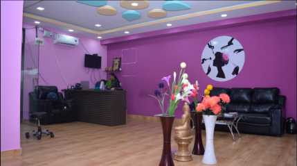Newly Built Unisex Salon for Sale in Bangalore