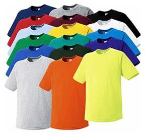 Running Online Portal for Men's T-shirts