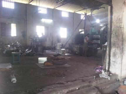 A Profitable Aluminium Rolling Mill in Trichchirapalli